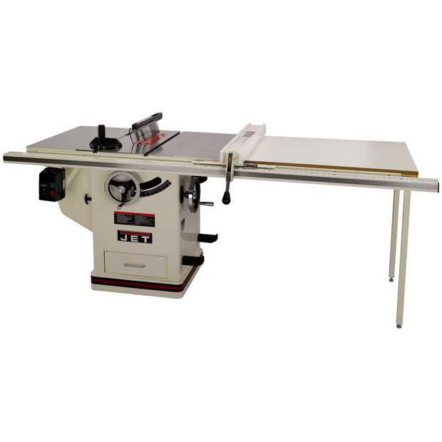 "Jet 708675PK DELUXE XACTA® SAW 3HP, 1Ph, 50"" Rip"