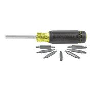 Klein 32290 Multi-Bit Screwdriver with Storage 15 Pc