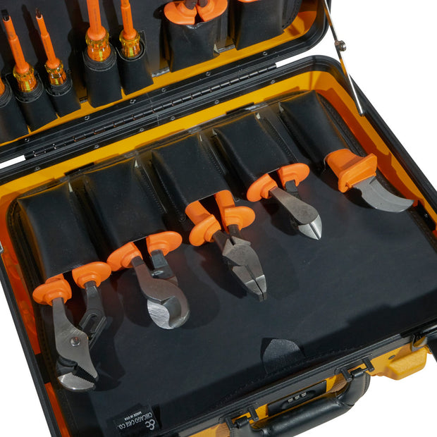 Klein 33525 13 Piece Utility Insulated Tool Kit