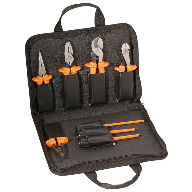 Klein 33526 8 Piece Basic Insulated Tool Kit