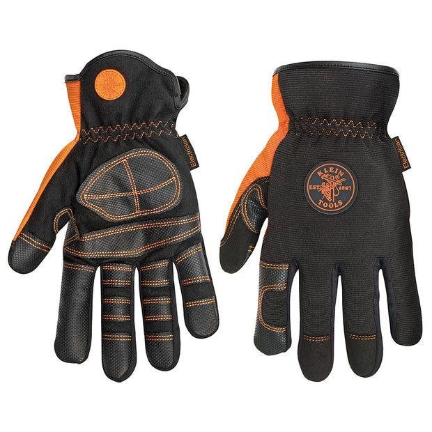 Klein 40072 Electricians Gloves Large