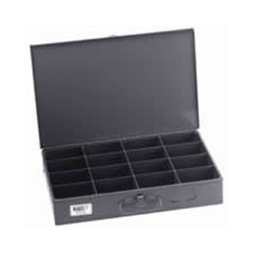 Klein 54445 Extra-Large 16-Compartment Storage Box