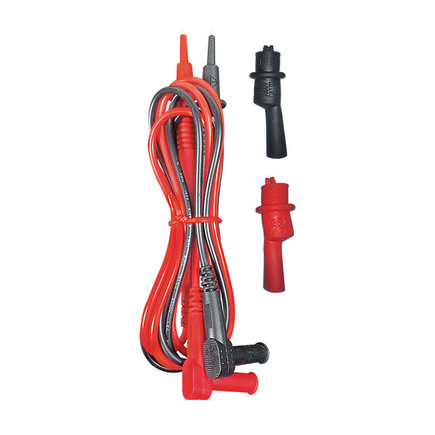 Klein 69410 Replacement Test Lead Set for Meters, Right Angle Inputs