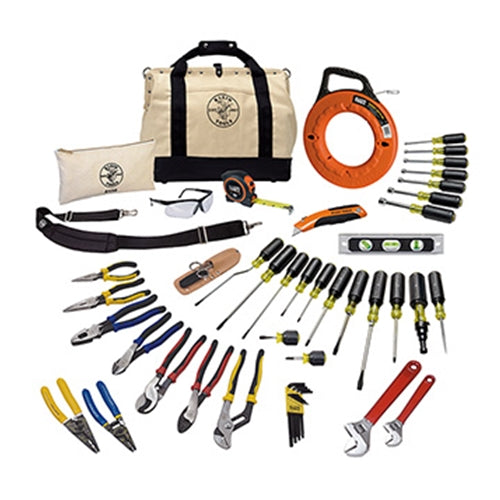 Klein 80141 41 Piece Journeymans Tool Set