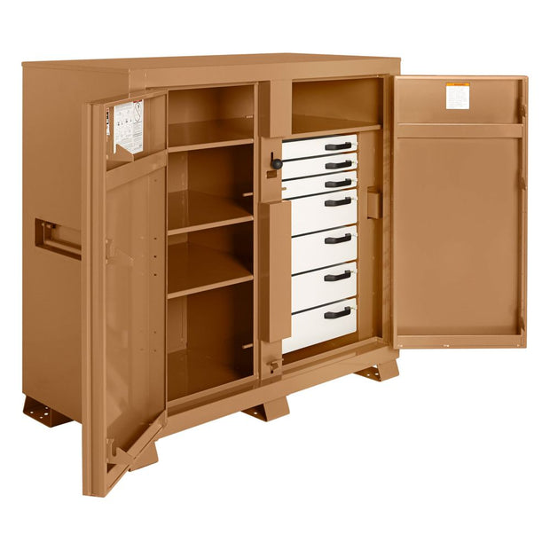 "Knaack 112 60"" x 30"" x 57"" Cabinet with Drawers"