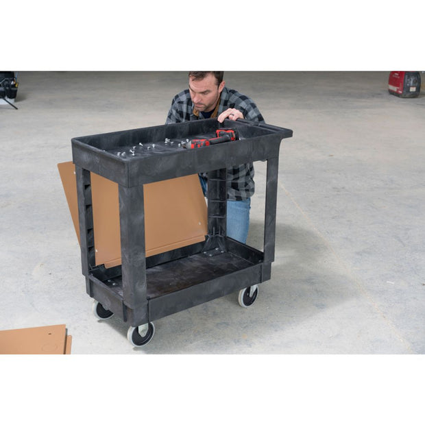 Knaack CA-02 Cart Armour Secured Storage for Rubbermaid Cart #9T66-00 and FG450088BLA