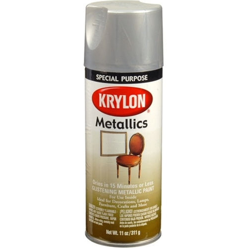 Krylon 1403 Dull Aluminum Metallics Spray Paint