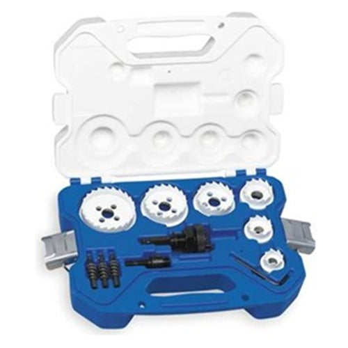 Lenox 500CHC 15 Piece Electrician Carbide Hole Cutter Kit