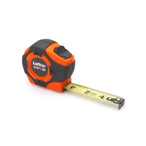 "Lufkin PHV1312D 3/4"" x 12' Engineers Hi Viz Tape Measure"