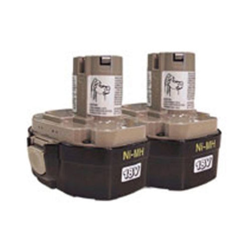 Makita 194158-6 18V 2.6Ah Ni-MH Battery, 2 Pack