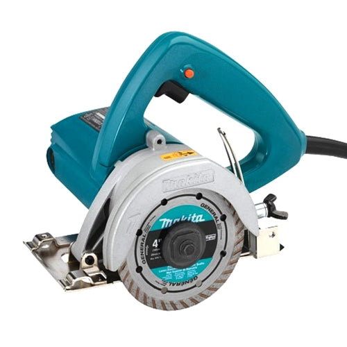 "Makita 4100NHX1 4-3/8"" Masonry Saw & 4"" Diamond Blade"