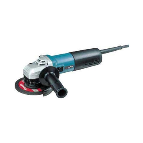 "Makita 9564CV 4-1/2"" Angle Grinder, Variable Speed, 13 Amp, 2,800-10,500 RPM"
