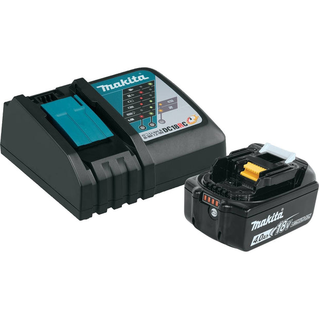 Makita BL1840BDC1 18V LXT Lithium-Ion Battery and Charger Starter Pack