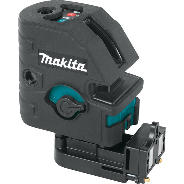 Makita SK103PZ Self-Leveling Combination Cross-Line/Point Laser