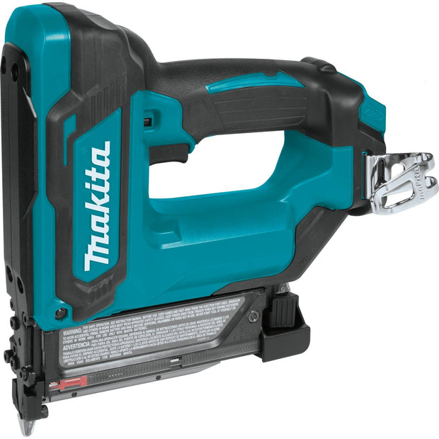 Makita TP03Z 12V Max CXT Lithium-Ion Cordless Pin Nailer, 23 ga.
