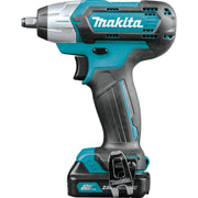 "Makita WT02R1 12V Max CXT Lithium-Ion Cordless 3/8"" Impact Wrench Kit"