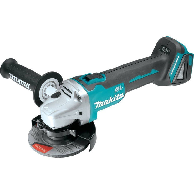 "Makita XAG03Z 18V LXT Li-Ion Brushless 4-1/2"" Cut-Off/Angle Grinder (Bare)"