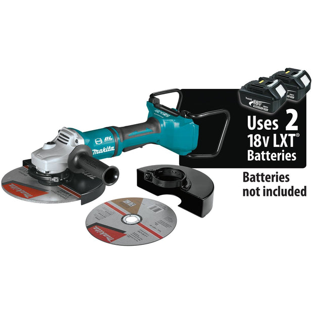 Makita XAG13Z1 18V X2 LXT Li-Ion (36V) Brushless Cut-Off/Angle Grinder