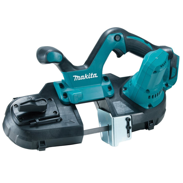 Makita XBP01Z 18V LXT Lithium-Ion Cordless Compact Band Saw (Tool Only)