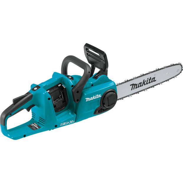 "Makita XCU03Z 18V X2 LXT Li-Ion (36V) Brushless 14"" Chain Saw Bare Tool"