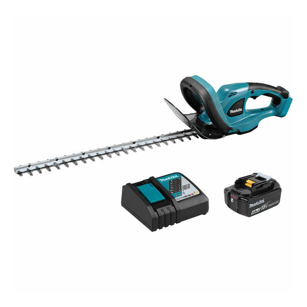 "Makita XHU02M1 18V LXT Li-Ion Cordless 22"" Hedge Trimmer Kit 4.0Ah"