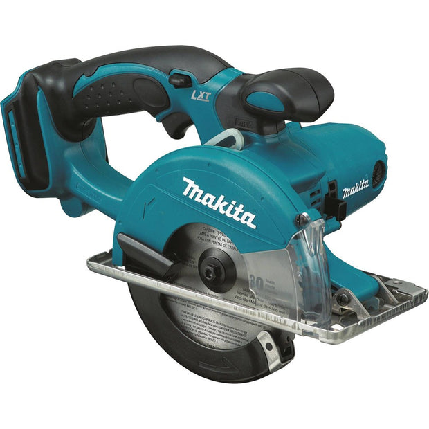 "Makita XSC01Z 18V LXT Lithium-Ion Cordless 5-3/8"" Metal Cutting Saw Bare Tool"