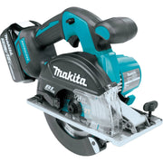 "Makita XSC02T 18V LXT Li-Ion Brushless Cordless 5-7/8"" Metal Cutting Saw Kit 5.0Ah"