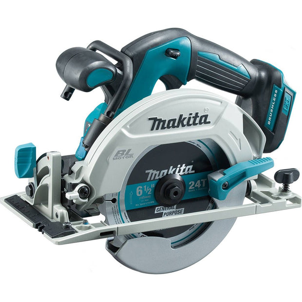 "Makita XSH03Z 18V LXT Li-Ion Brushless 6-1/2"" Circular Saw, Tool Only"