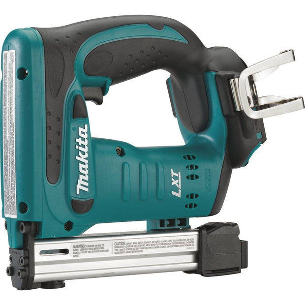 "Makita XTS01Z 18V LXT Lithium-Ion Cordless 3/8"" Crown Stapler, Tool Only"