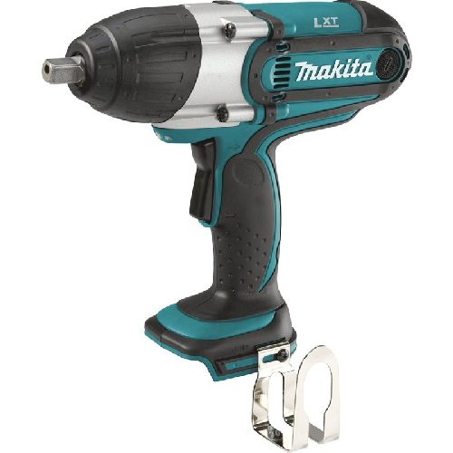 "Makita XWT04Z 18V LXT Lithium-Ion 1/2"" Cordless Impact Wrench (Tool Only)"