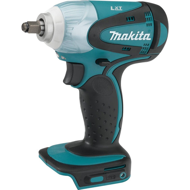 "Makita XWT06Z 18V LXT Lithium-Ion Cordless 3/8"" Impact Wrench, Tool Only"