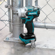 "Makita XWT11Z 18V LXT Li-Ion Brushless Cordless 1/2"" 3-Speed Impact Wrench Bare Tool"