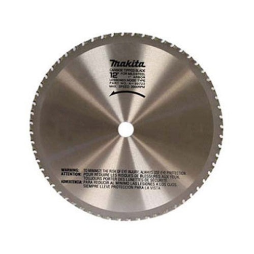 "Makita A-90532 12"" Carbide Tipped Saw Blade for Steel"