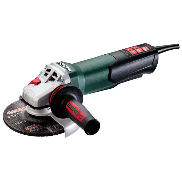 "Metabo 600507420 WEP 17-150 Quick 14.5Amp 1700W 6"" Angle Grinder with Non-Locking Paddle Switch"