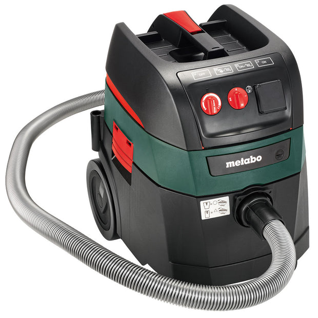 Metabo US602057800 10.5Amp ASR 35 Heavy Duty Auto Clean Vacuum Cleaner with HEPA Filter