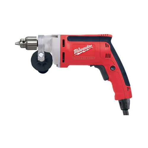 "Milwaukee 0100-20 1/4"" Drill, 0-2500 RPM with Quik-Lok Cord"