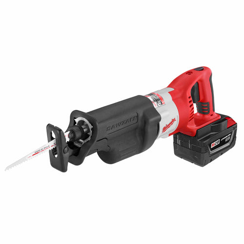 Milwaukee 0719-22 M28 Lithium-Ion Cordless Sawzall Reciprocating Saw Kit