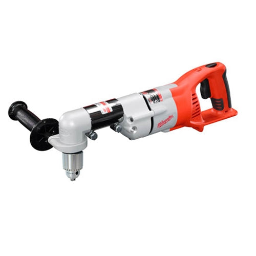 Milwaukee 0721-20 M28 28-Volt Lithium-Ion 1/2-Inch Cordless Right Angle Drill/Driver Kit (Tool Only, No Battery)