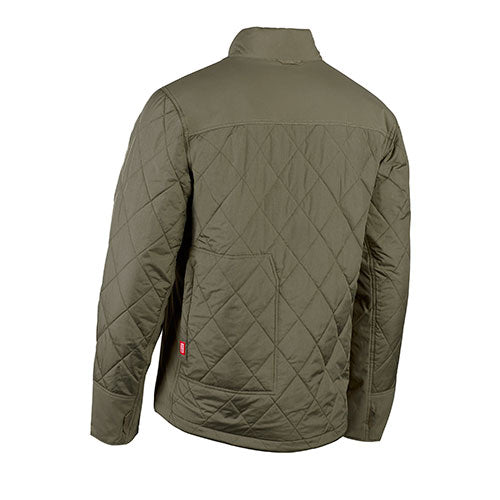 Milwaukee 203OG-21 M12 Heated Axis Jacket Only, Olive Green