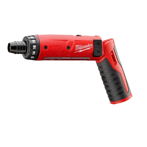 "Milwaukee 2101-20 M4™ 1/4"" Hex Screwdriver (Bare)"