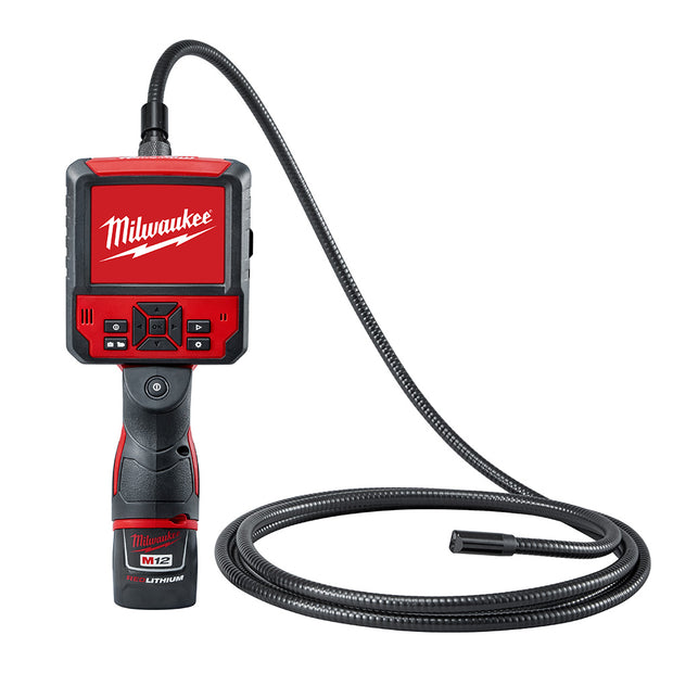 Milwaukee 2316-21 M12 M-Spector Flex 9' Inspection Camera Cable Kit