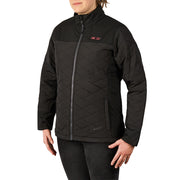 Milwaukee 233B-20XL M12 Heated Women's AXIS Jacket Only XL, Black