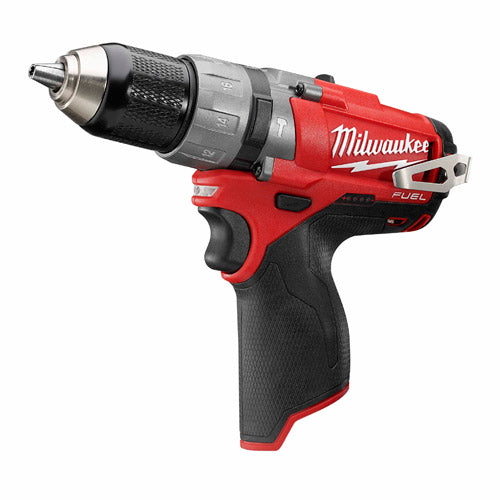 "Milwaukee 2404-20 M12 FUEL 1/2"" Hammer Drill/Driver"