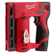"Milwaukee  2447-21 M12 3/8"" Crown Stapler Kit"
