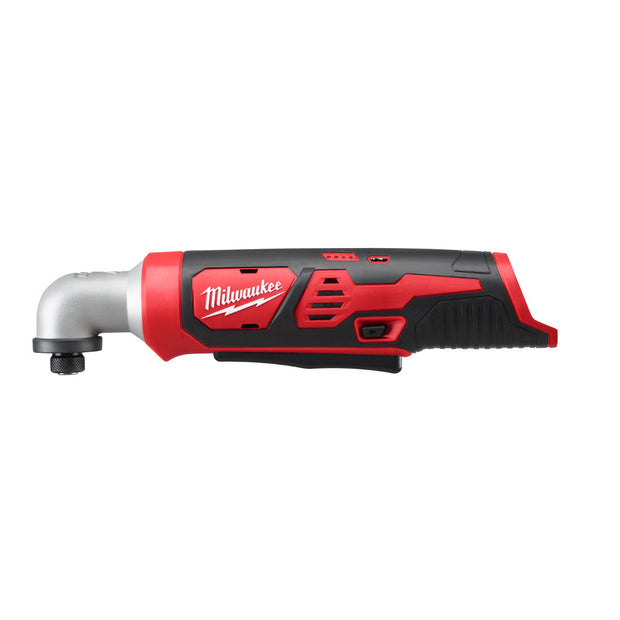 "Milwaukee  2467-20 M12 1/4"" Hex Right Angle Impact Driver (Tool Only)"
