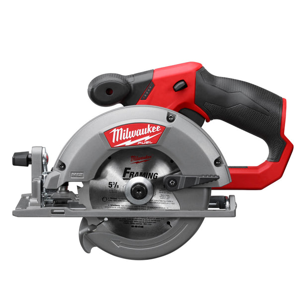"Milwaukee 2530-20 M12 FUEL 5-3/8"" Circular Saw-Tool Only"