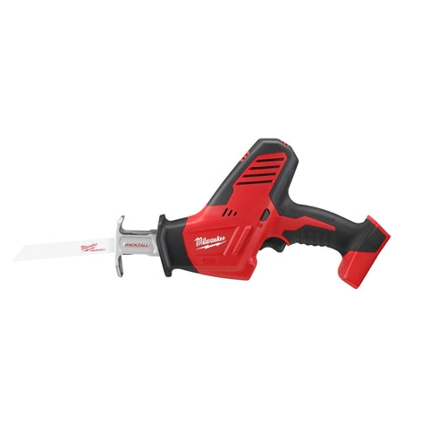 Milwaukee 2625-20 M18 18-Volt Hackzall Cordless One-Handed Reciprocating Saw (Tool Only, No Battery)
