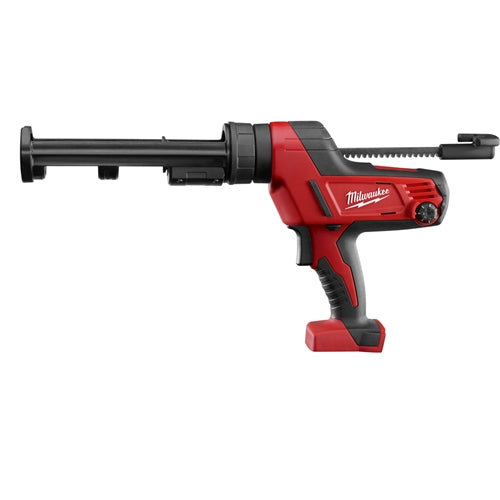 Milwaukee 2641-20 M18 Cordless 10oz. Caulk and Adhesive Gun Kit Bare Tool