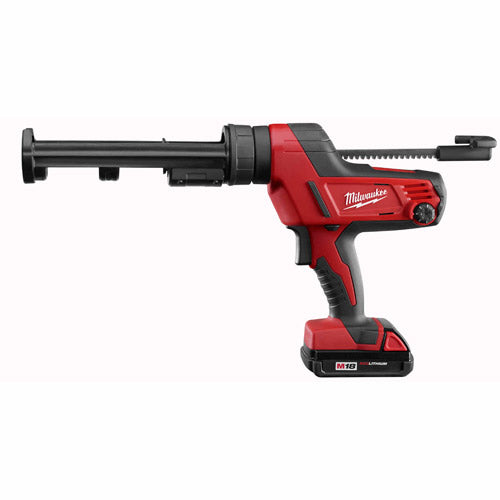 Milwaukee 2641-21CT M18 Cordless 10oz. Caulk and Adhesive Gun Kit