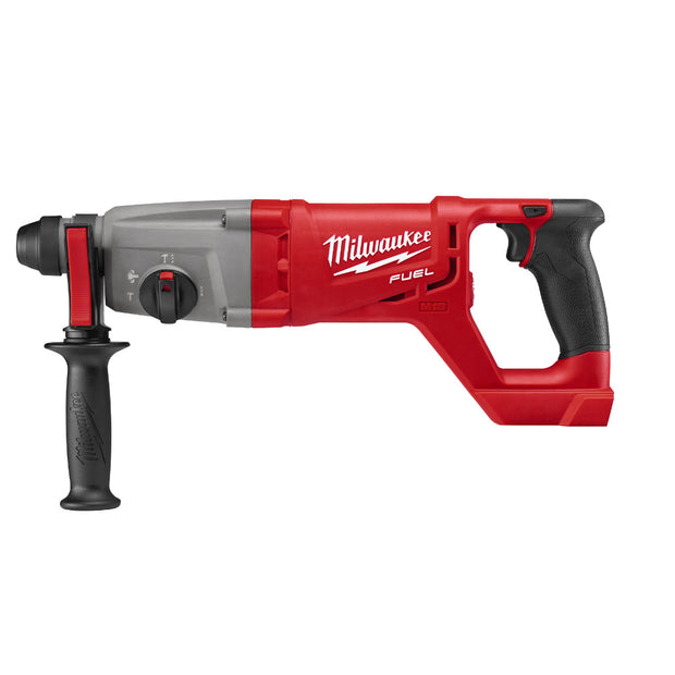 "Milwaukee 2713-20 M18 Fuel 1"" SDS Plus D-Handle Rotary Hammer Bare Tool"